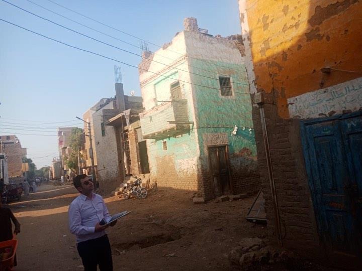 """اختيار 3 قرى لمبادرة """"حياة كريمة"""" بمحافظة الأقصر"""