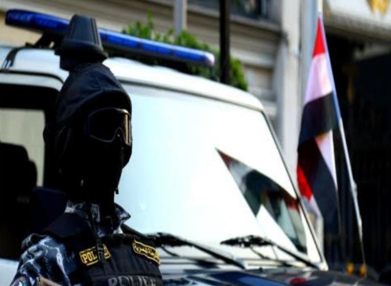 صورقوات الداخلية تنتشر في شوارع مصر قبل عيد الفطر