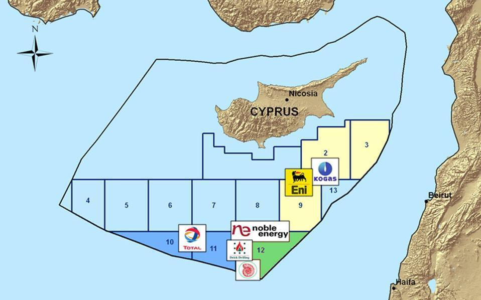 خريطة تركيا وحدودها