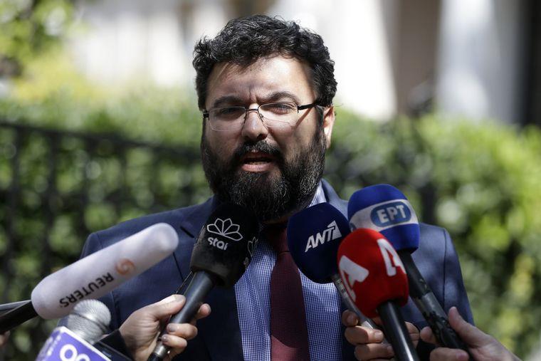 نائب وزير الرياضة والثقافة اليوناني