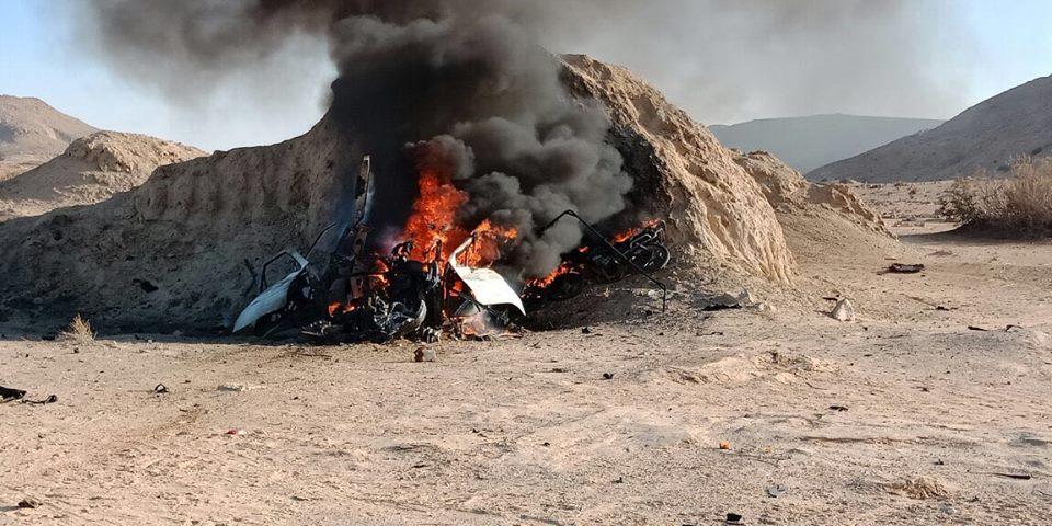 تدمير 12 وكرًا إرهابيًا وضبط 8 من المشتبه بهم في وسط سيناء