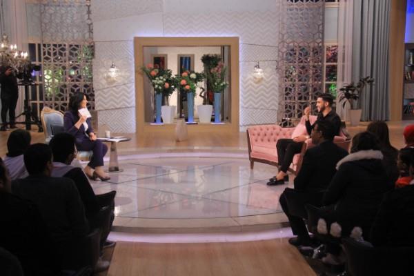 """منى الشاذلي تنفرد بأول لقاء تليفزيوني لنجم الأهلى وهداف الدورى """"وليد ازارو"""""""