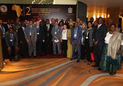 استمرار جلسات اللجنة الفنية للتعليم والعلوم والتكنولوجيا التابعة للاتحاد الأفريقي