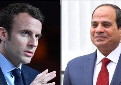 مصر وفرنسا..علاقات مثمرة وتعاون على كافة الأصعدة