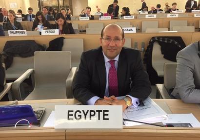 مدير عام متعددة الجنسيات يشيد بحكمة السيسي في إدارة الأزمات بالمنطقة