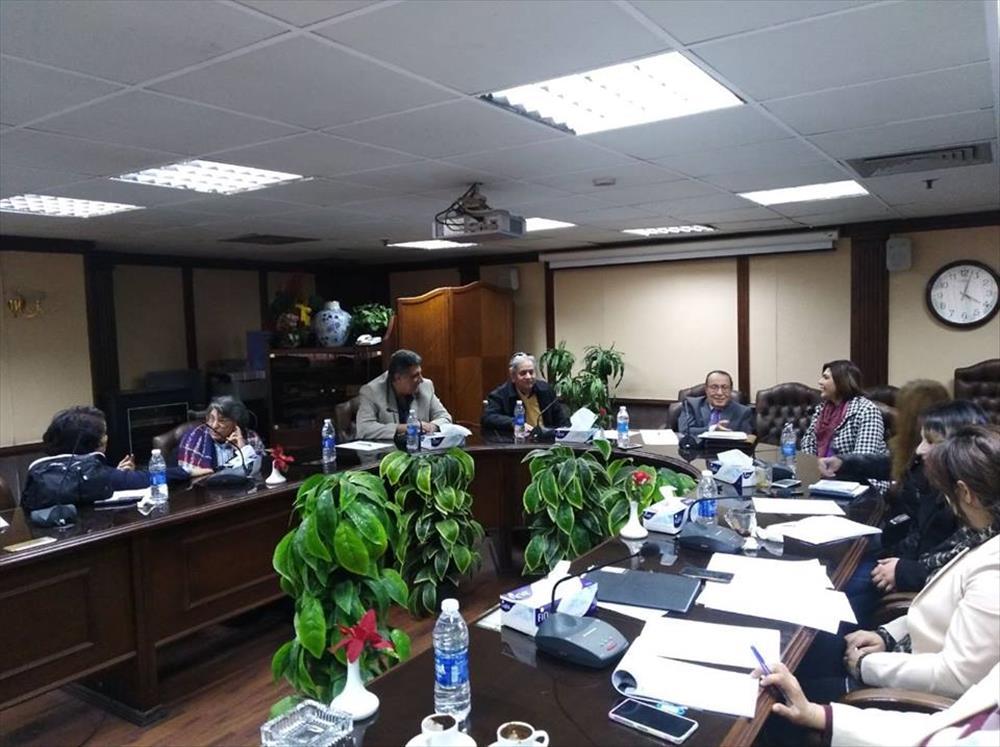 «الأعلى للإعلام» يجتمع بمنتجى الدراما التليفزيزنية 24 يناير