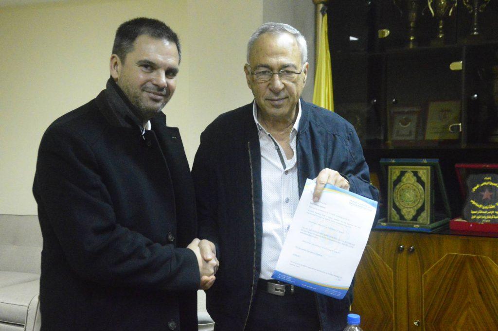 Image result for ابراهيم عثمان و البرتغالي بيدرو