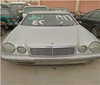 تفاصيل جلسة مزاد السيارات المخزنة بساحة جمارك مطار القاهرة