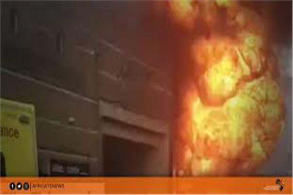 فيديو- انفجار محطة مترو في نيويورك بسبب دراجة هوائية