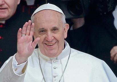 """""""القوى الصوفية"""" يرحب بزيارة بابا الفاتيكان"""