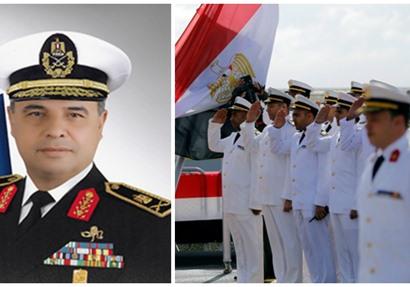 ننشر السيرة الذاتية لقائد القوات البحرية بعد ترقيته لرتبة «فريق»