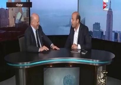 سفير أمريكا الأسبق: اندهشت من قدرة المصريين على تحمل الأوضاع الأخيرة